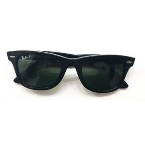 EUC Ray Ban Wayfarer Polarized Sunglasses